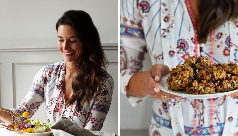 Model and chef Karen Koramshai shares 5 easy vegan snack recipes