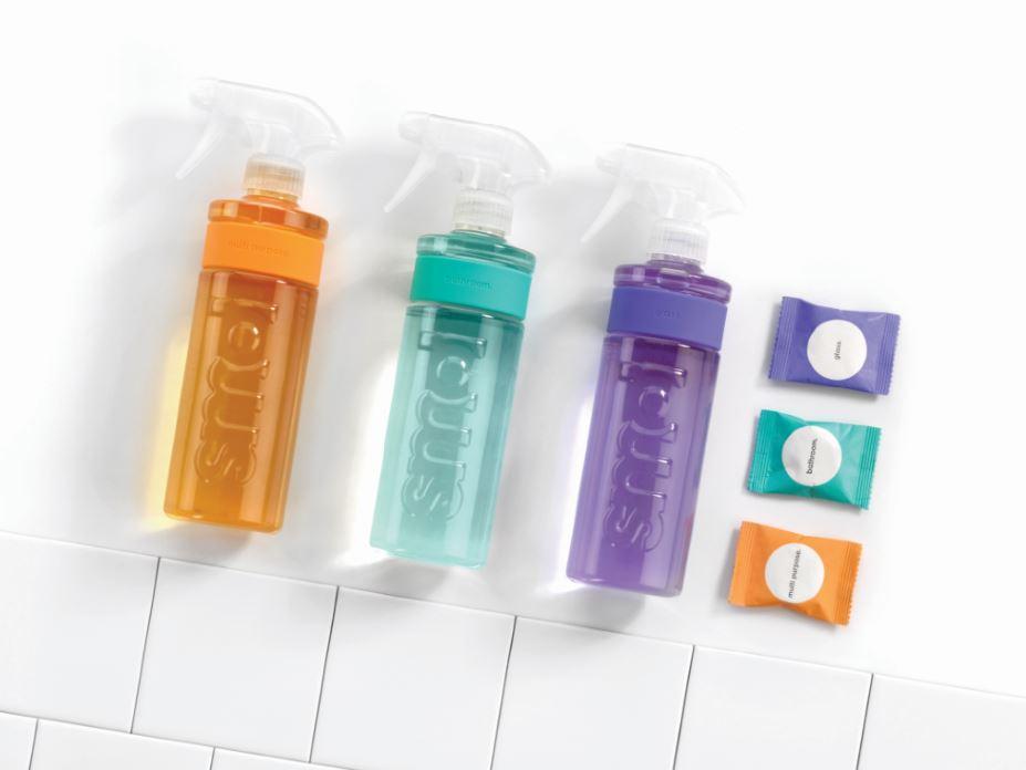smol spray bottles environmentally friendly