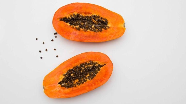 why am i bloated papaya
