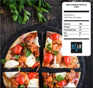 5 easy dinner ideas for people who hate cooking bbq chicken tortilla pizza