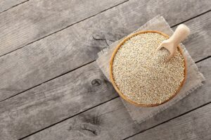 take your sports performance to the next level with these 6 foods quinoa