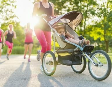 Postnatal exercise - an expert guide to running after giving birth FEATURED