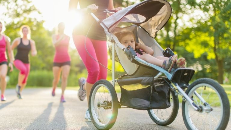 Postnatal exercise - an expert guide to running after giving birth MAIN