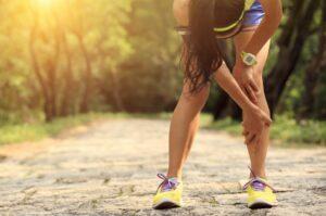 ورزش بعد از زایمان - یک دستورالعمل ویژه برای دویدن هنگام زانو درد زانو